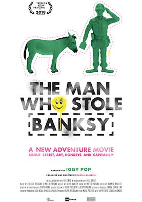 Banksy'yi Çalan Adam